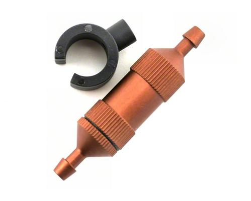110-1 Large Brown Stone Fuel Filter