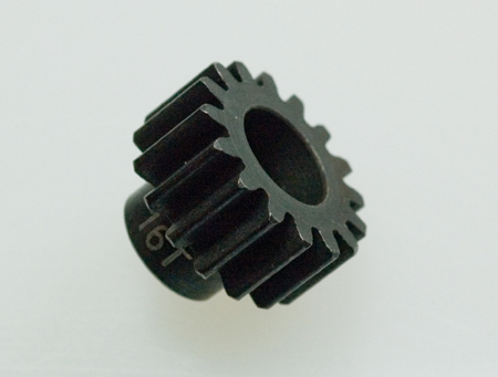 Hard Steel Pinion Gear (16T)