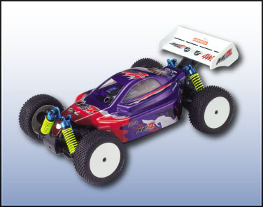 Anderson 1/18 Mini Buggy - RTR