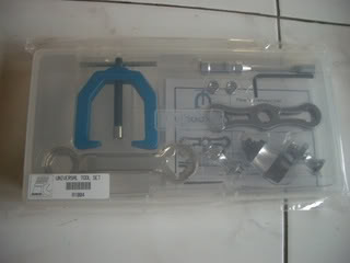 Force Clutch Tool Set - Large