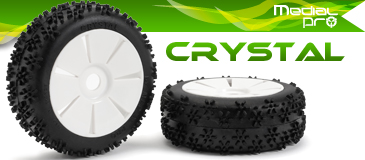 MedialPro Tyres - Crystal