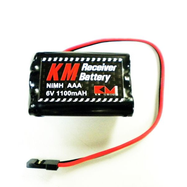 HK3001 1100 NiMH AAA Receiver Battery for H-K1