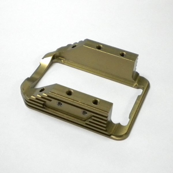 HK441 Alum. 7075 Engine Mount