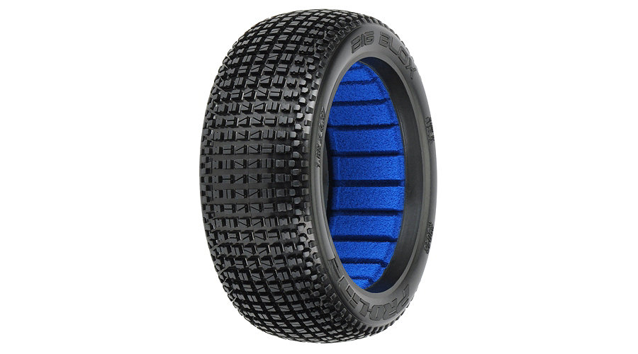 PRO904802 1/8 Front & Rear Big Blox M3 Off Road Buggy Tires