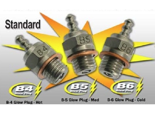 ForcePlatinum Element Glow Plug - Standard
