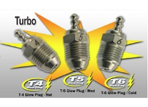 ForcePlatinum Element Glow Plug - Turbo