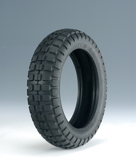 REAR CHOCOLATE TYPE TIRE